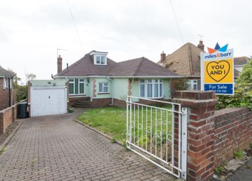 Thumbnail 3 bed detached bungalow for sale in Winterstoke Crescent, Ramsgate