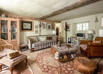 3 bed cottage for sale in High Street, Ashbury, Oxfordshire SN6