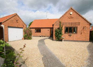 Thumbnail 2 bed detached bungalow for sale in Newcastle Street, Tuxford, Nottinghamshire