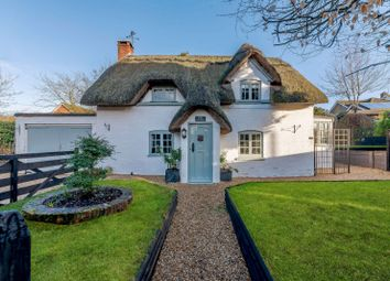 Little London, Andover, Hampshire SP11. 2 bed detached house for sale