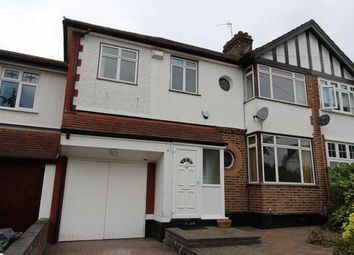 Thumbnail 4 bed terraced house to rent in Dale View Avenue, North Chingford, London