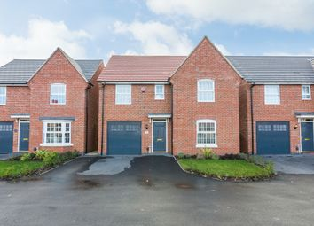 Thumbnail 4 bed detached house for sale in Whitsome Road, Stenson Fields, Derby