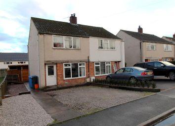 Thumbnail 3 bed semi-detached house for sale in Maesafallen Estate, Corwen