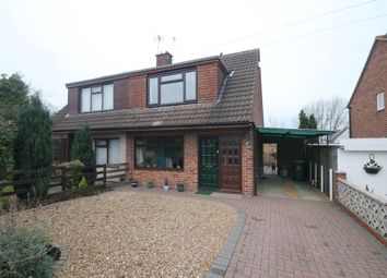 Thumbnail 3 bedroom semi-detached house for sale in Starcross Close, Coventry
