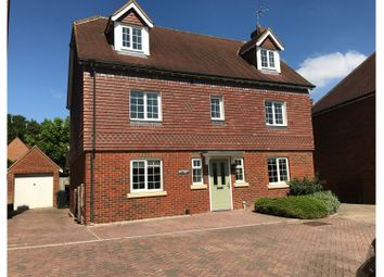 Thumbnail 5 bed detached house for sale in Orlestone View, Ashford