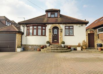 Thumbnail 5 bedroom detached bungalow for sale in Northaw Road East, Cuffley, Potters Bar