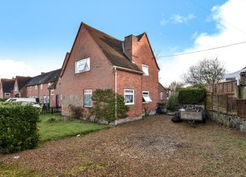 Thumbnail 4 bed semi-detached house for sale in Stuart Crescent, Winchester