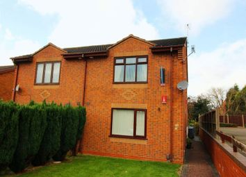 Thumbnail 1 bed flat for sale in Deanscroft Way, Longton, Stoke-On-Trent