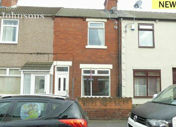 Thumbnail 2 bed terraced house for sale in Kings Road, Askern, Doncaster.