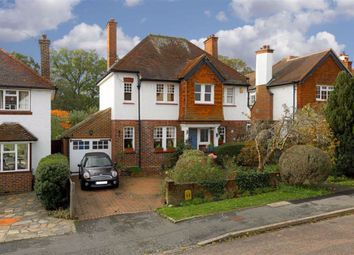 Thumbnail 3 bed detached house for sale in Christ Church Mount, Epsom, Surrey
