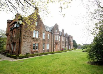 Thumbnail 2 bed flat for sale in Manor Park Avenue, Paisley, Renfrewshire