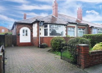 Thumbnail 2 bed bungalow to rent in Heaton Terrace, North Shields