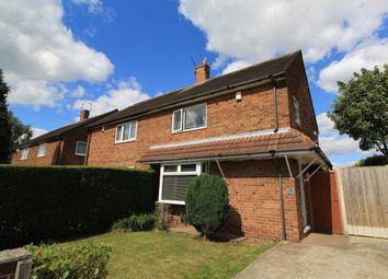 Thumbnail 3 bed semi-detached house for sale in Belleville Drive, Bestwood Park, Nottingham