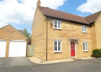 Thumbnail 3 bed property to rent in Biddlesden Road, Yeovil