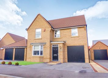 Thumbnail 4 bed detached house for sale in Insall Way, Doncaster