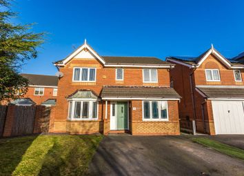 Thumbnail 4 bed detached house for sale in 92 James Atkinson Way, Crewe