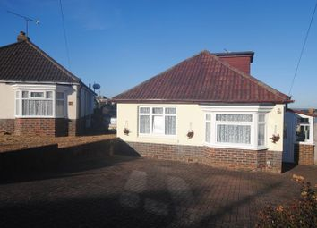 Thumbnail 3 bed detached bungalow for sale in Barton Crescent, Southampton