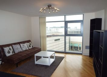 Thumbnail 1 bedroom flat to rent in Bute Terrace, Cardiff