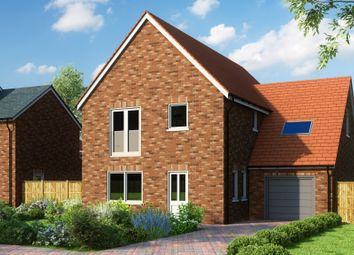 Thumbnail 4 bed detached house for sale in Station Road, South Littleton, Evesham