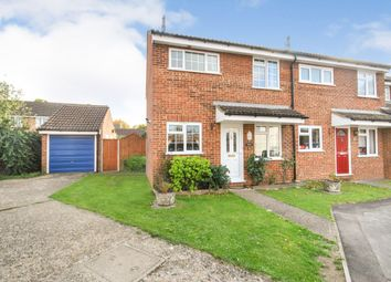 Thumbnail 3 bed terraced house for sale in Crown Close, Sheering, Bishop's Stortford