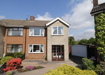 Thumbnail 3 bed semi-detached house for sale in Thomson Close, Wath-Upon-Dearne, Rotherham