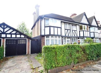 Thumbnail 3 bed end terrace house for sale in Princes Gardens, Hanger Hill Garden Estate, West Acton, London