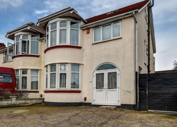 Thumbnail 6 bed semi-detached house for sale in East Lane, Wembley