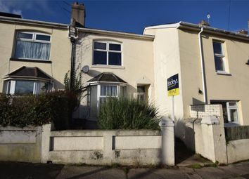 Thumbnail 3 bed terraced house for sale in Derrell Road, Paignton, Devon