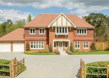 Thumbnail 5 bedroom detached house for sale in Eastwood Place, Eversley, Hook