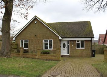Thumbnail 2 bed detached bungalow for sale in Victoria Road, Walderslade, Chatham, Kent