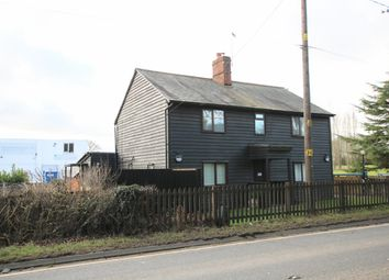 Thumbnail 3 bedroom detached house to rent in Stortford Road, Little Canfield, Dunmow