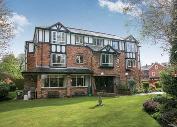 Thumbnail 1 bed flat for sale in The Crescent, Cheadle