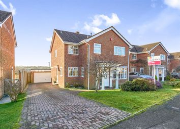 Thumbnail 4 bed detached house for sale in The Spinney, Plympton, Plymouth