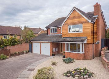 Thumbnail 4 bedroom detached house for sale in Edwin Panks Road, Hadleigh
