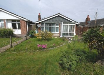 Thumbnail 3 bed detached bungalow for sale in Curlew Drive, Hythe