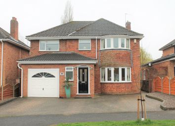 Thumbnail 4 bed detached house for sale in Redfern Avenue, Worcester