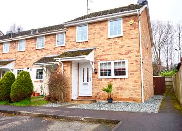 Thumbnail 3 bed end terrace house for sale in Cudworth Mead, Hedge End, Southampton