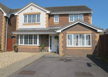 Thumbnail 5 bedroom detached house for sale in Fitzroy Drive, Lee-On-The-Solent