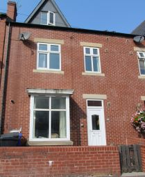 Thumbnail 3 bedroom terraced house to rent in Archer Road, Sheffield