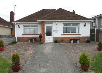 Thumbnail 5 bedroom detached bungalow for sale in Cimla Common, Neath, West Glamorgan