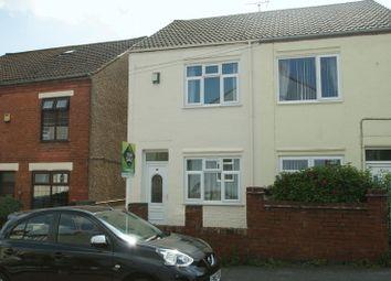 Thumbnail 3 bed semi-detached house for sale in Brooke Street, Tibshelf, Alfreton