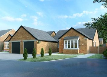 Thumbnail 3 bed bungalow for sale in Jasmine Close, Ravenfield, Rotherham