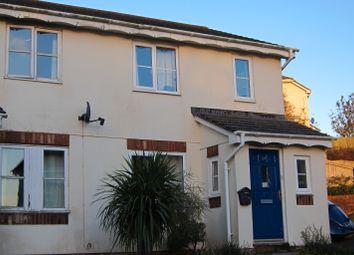 Thumbnail 3 bedroom semi-detached house to rent in Cotehele Drive, Heritage Park, Paignton