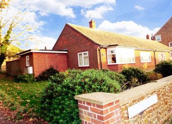 Thumbnail 2 bedroom bungalow to rent in Church Close, Hunstanton