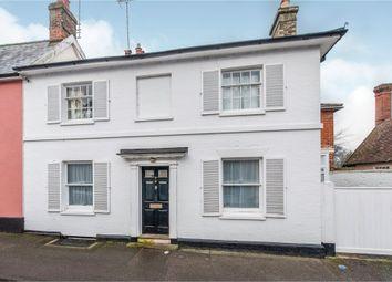 Thumbnail 1 bedroom flat for sale in Crowe Street, Stowmarket