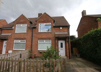 2 bed semi-detached house for sale in North Close, Thorpe Thewles, Stockton-On-Tees, Durham TS21