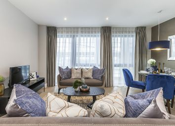 Thumbnail 2 bed flat for sale in Leytonstone Road, Stratford, London.