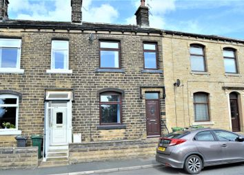 Thumbnail 3 bedroom terraced house for sale in Vicarage Road, Longwood, Huddersfield