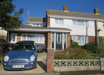 Thumbnail 4 bed semi-detached house for sale in Marshallsay Road, Chickerell, Weymouth