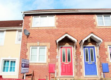Thumbnail 2 bed terraced house for sale in Clos Ysgallen, Llansamlet